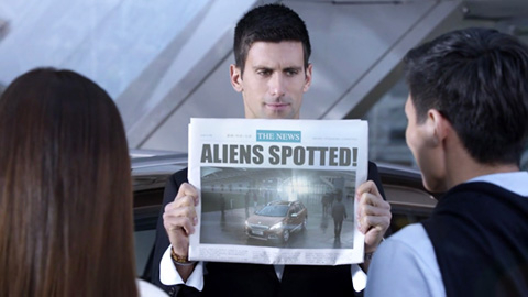 Peugeot – Aliens