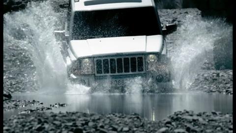Jeep – Dawn