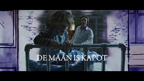 De maan is kapot – Trailer