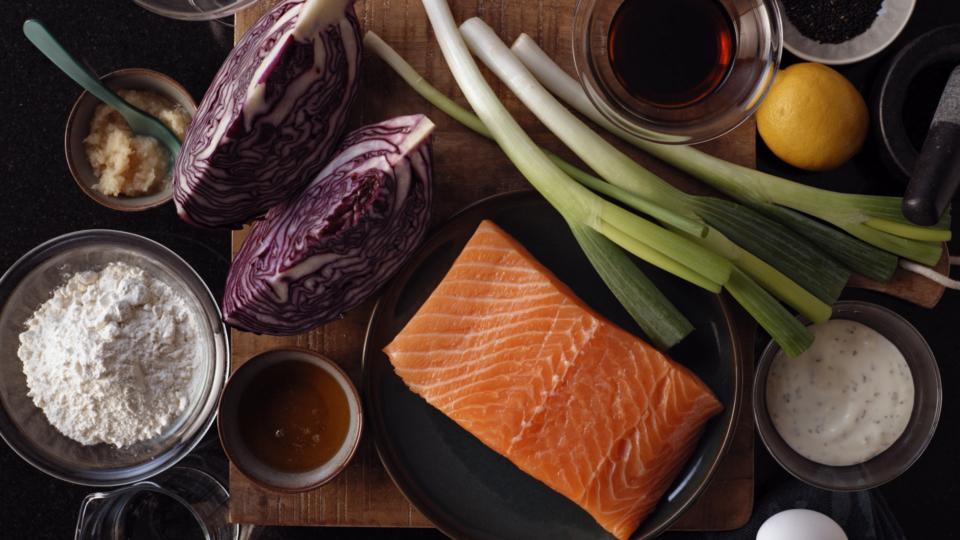 Al Arabi Frying Oil –  Salmon Cubes