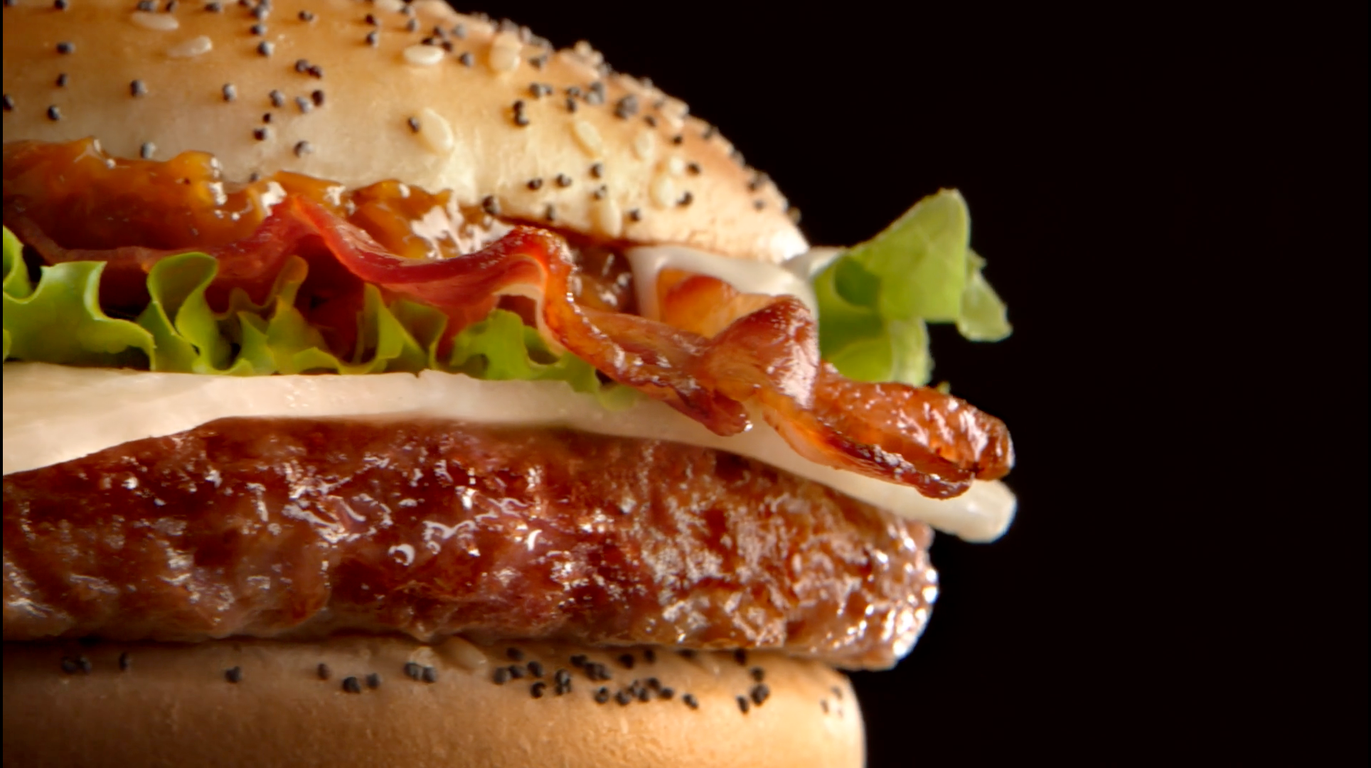 McDonald's Italy – My Selection Asiago Bacon