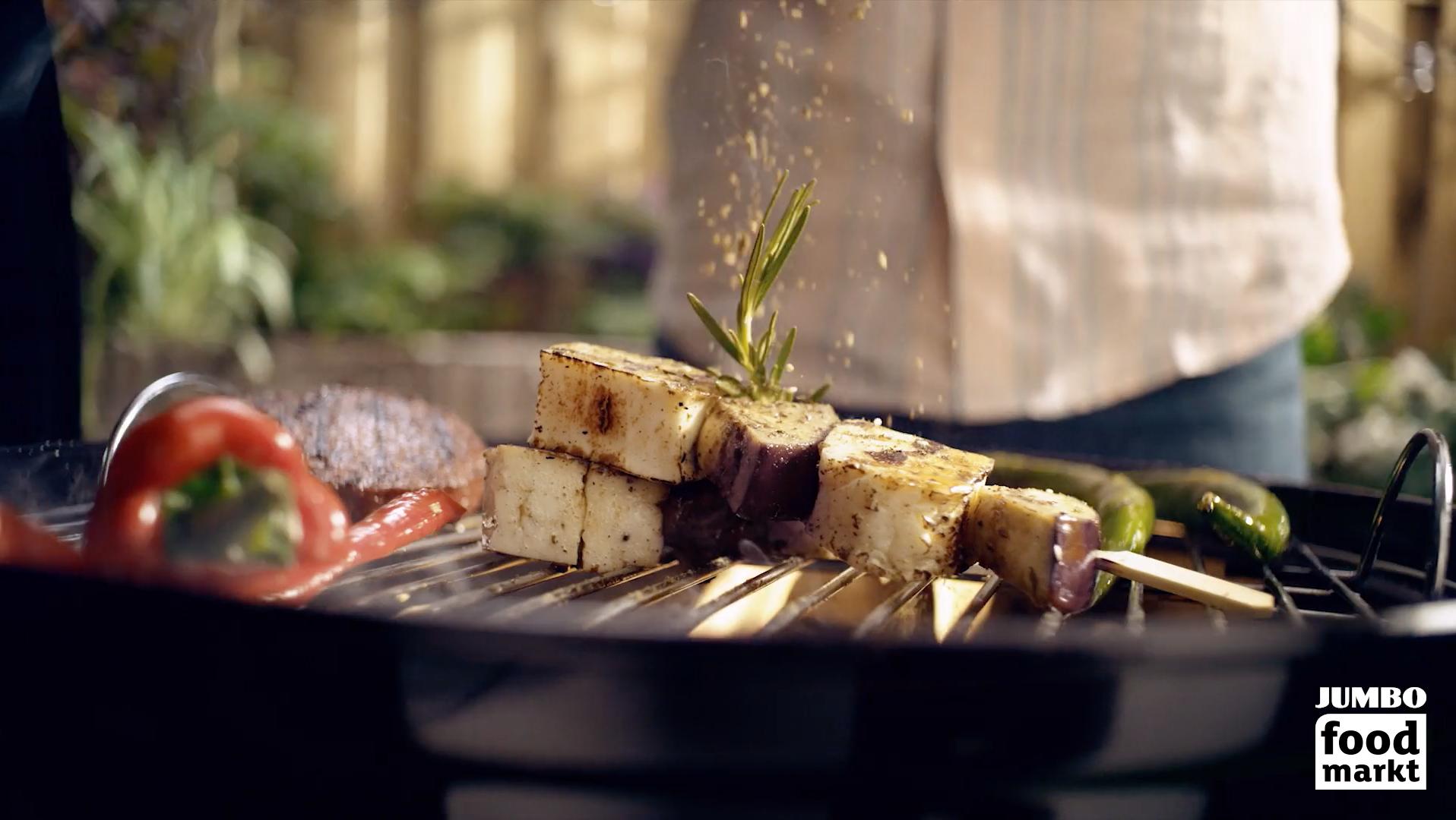 Jumbo FoodMarkt – Vegetarian BBQ
