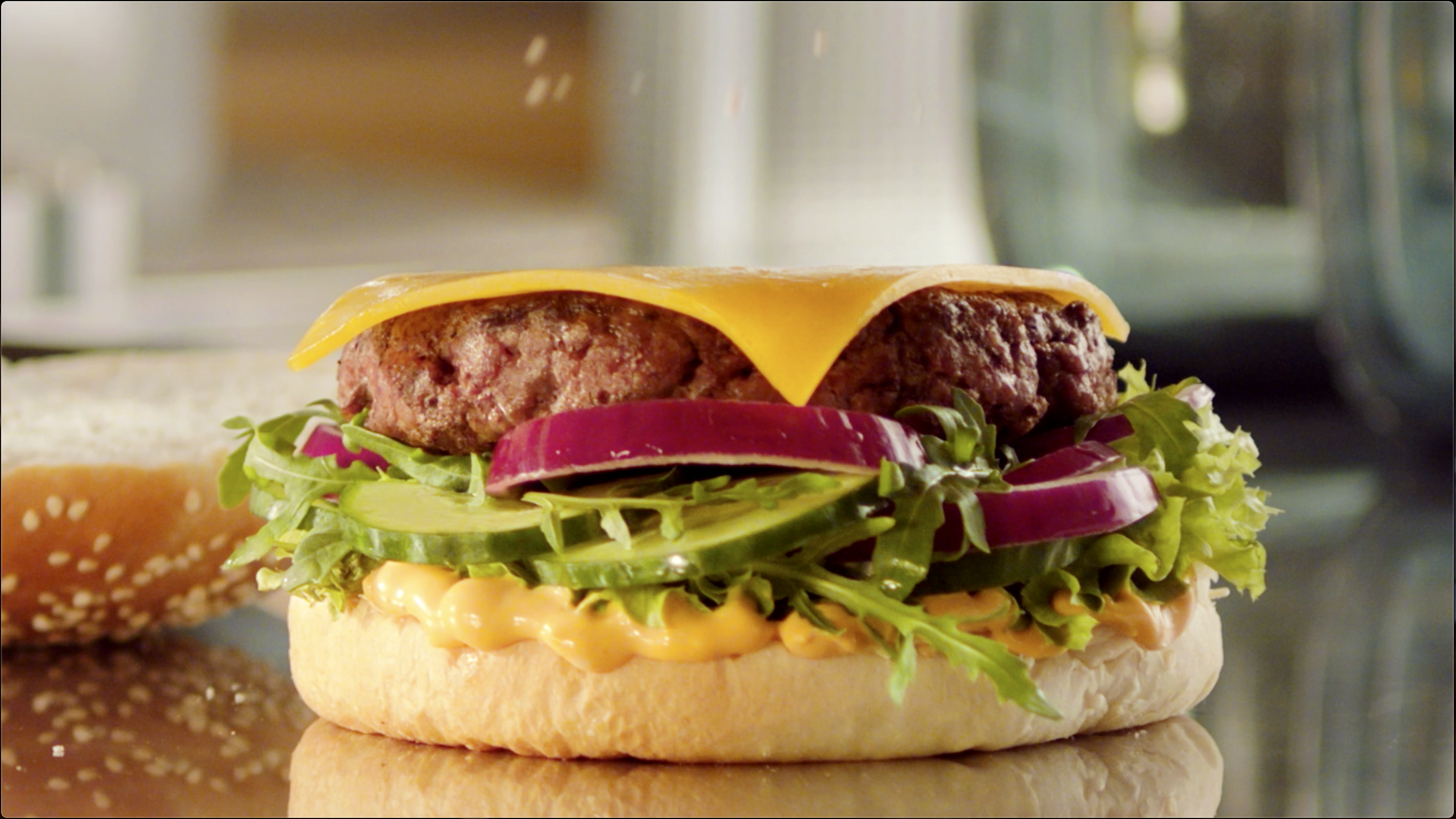 DanCake Hamburger