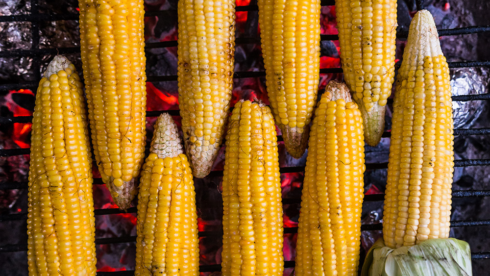 Corn BBQ