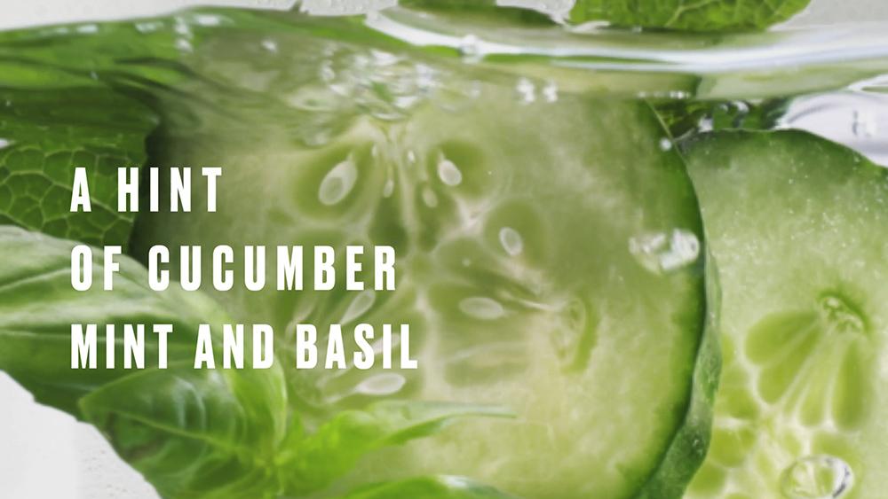 Volvic Essence – Cucumber