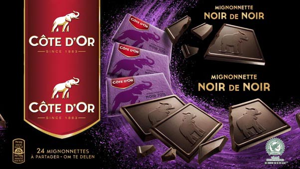 Chocolade Cote d'Or